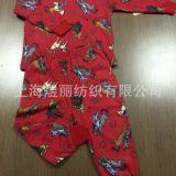高品质儿童阻燃睡衣 天然阻燃针织睡衣 品牌定制阻燃儿童睡衣