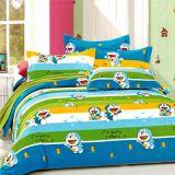 新款全棉床上用品布料 纯棉印花布40S 卡通风格可定制套件
