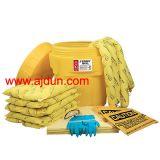 20加仑泄漏应急处理桶套装(防化类)SYK201