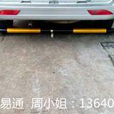 热销镀锌管挡轮杆  深圳黑黄反光挡车器  现货供应