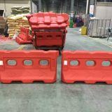 马路安全隔离交通水马  质保红白水马 大量库存现货低价销售