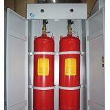 西安发电机房、气体灭火工程施工、柜式七氟丙烷灭火装置/双瓶组