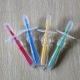 婴儿训练硅胶乳牙牙刷 1-2岁宝宝口腔护理软毛婴儿牙刷