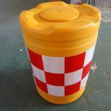 泉州塑料防撞桶吹塑防撞桶 隔离墩 防撞设施供应商
