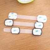 菲比 新款加长可调节儿童安全锁 婴幼儿防夹手宝宝柜门锁冰箱锁