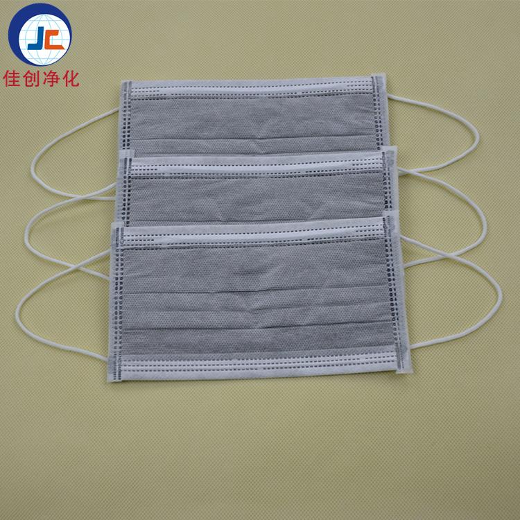 广东一次性口罩厂家专业批发防雾霾口罩 pm2.5活性炭口罩