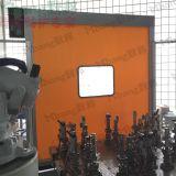 默邦品牌高性能机器人安全门,机器人高速卷帘门,焊接防护门