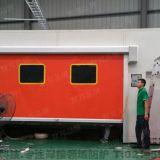 专业生产默邦品牌pvc焊接防护门,机器人高速安全门