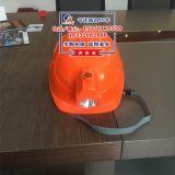 充电式锂电池带灯安全帽
