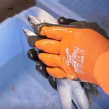 多给力WG-338户外冰库作业防寒手套防寒防水防滑