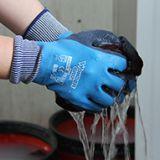 多给力WG-318全浸防水型作业手套防水防滑舒适