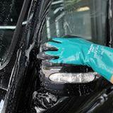 多给力WG-528加强型耐油手套长筒防重油灵巧舒适抗菌耐磨
