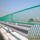 高速桥梁防抛网 公路包塑围栏铁丝网 菱形隔离带可安装厂家直销