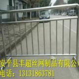 厂家批发不锈钢铁马护栏 大型公共场所隔离栏