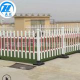护栏PVC塑钢变压器围栏 pvc变压器围栏 塑钢变压器栅栏