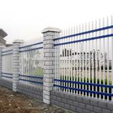 供应工厂锌钢围墙护栏铁艺围栏定制小区别墅隔离锌钢隔离防护栏