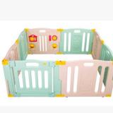 宝宝室内家用大空间儿童游戏围栏婴防护栏小孩学步爬行栅球池推荐