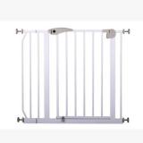 免打孔门护栏 宝宝安全防护门栏 宠物楼道栅栏门隔离围栏