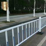 厂家直销道路交通护栏 公路停车场隔离栏杆 工程施工隔离护栏批发