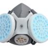 批发唐丰0701防尘口罩粉尘劳保工业呼吸阀口罩防霾呼吸器防护面罩