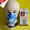 工厂直销一护A-1单罐防毒面具工业煤矿防喷漆防毒气呼吸防护口罩