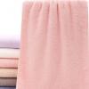 纯棉长绒棉毛巾32股宽缎柔软吸水成人面巾情侣超市礼品毛巾批发