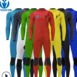 赛维斯2019新款冲浪服特价定制3mm潜水衣保暖加绒超弹潜水冲浪衣