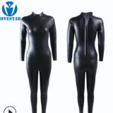 赛维斯代发热销成人3mm潜水衣铁人三项服保暖超弹滑皮连体潜水服