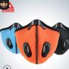厂家直销 骑行户外防尘防雾霾口罩 训练跑步透气网3D印花口罩批发