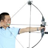 批发复合弓箭 滑轮弓 狩猎弓箭 户外射箭器材套装景区箭馆比赛弓