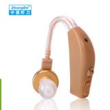 厂家直销老年人助听器 耳背耳聋充电助听器 ZDB-100