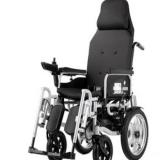 BEIZ上海贝珍bz-6403电动轮椅 老年残疾人代步自动刹车可后躺抬腿