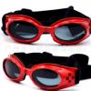 中码黑色不可折叠宠物眼镜 宠物狗狗太阳墨镜 潮宠防紫外线防护镜