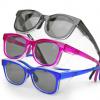 彭博新款全封闭儿童防护眼镜 儿童侧翼安全护目镜 日本儿童防花粉