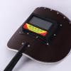 厂家批发电焊面罩钢纸电焊面具焊接焊帽面罩半自动手持式焊工面罩