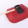 现货供应钢纸铝包边手持式电焊面罩手持式圆柄电工面具钢纸面罩