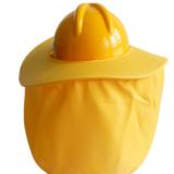 夏季安全帽遮阳透气防紫外线太阳挡遮阳帽配件头盔式遮阳板