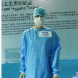 一次性手术衣医用无纺布隔离服无菌加厚隔离衣手术服防水真空包装