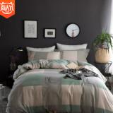 全棉加厚磨毛四件套秋冬季保暖纯棉1.8/2.0m米床上用品厂家直销