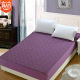 加厚纯棉加棉床笠单件单双人1.5m1.8米床垫保护套防水全棉床罩