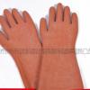 达科救援 供应12KV 绝缘手套橡胶绝缘电工手套高压带电作业手套