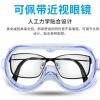 防护镜护目镜防尘透明防灰尘防风沙骑行防风镜电焊男劳保眼镜