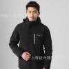 厂家定制防水防寒冲锋衣棉衣内胆 款式颜色多选 可加logo图案