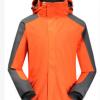 钲兴服饰定制防水防寒冲锋衣 可脱卸设计 一衣两穿可根据样衣定制