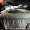 别墅欧式100支贡缎刺绣全棉四件套1.8m美式纯棉样板房床品家纺批