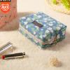 新款旅行洗漱包防水时尚棉布化妆包韩国迷你可爱化妆品收纳包批发