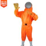 厂家直销橘红色防蜂服橘红色美康MKF-09-4A
