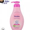 小金熊儿童滋润洗发沐浴露二合一300ml 温和无泪洗发水正品批发