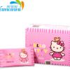 50片独立装雅曼妮kitty清洁湿巾婴儿湿纸巾成人一次性柔湿巾批发