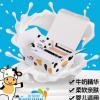 雅曼妮50片独立包装湿纸巾一次性盒装湿巾纸婴儿手口专用湿巾